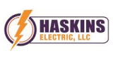 haskins electric logo color
