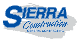 sierra construction logo color